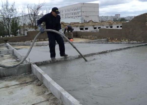 пенобетон утеплитель для крыши