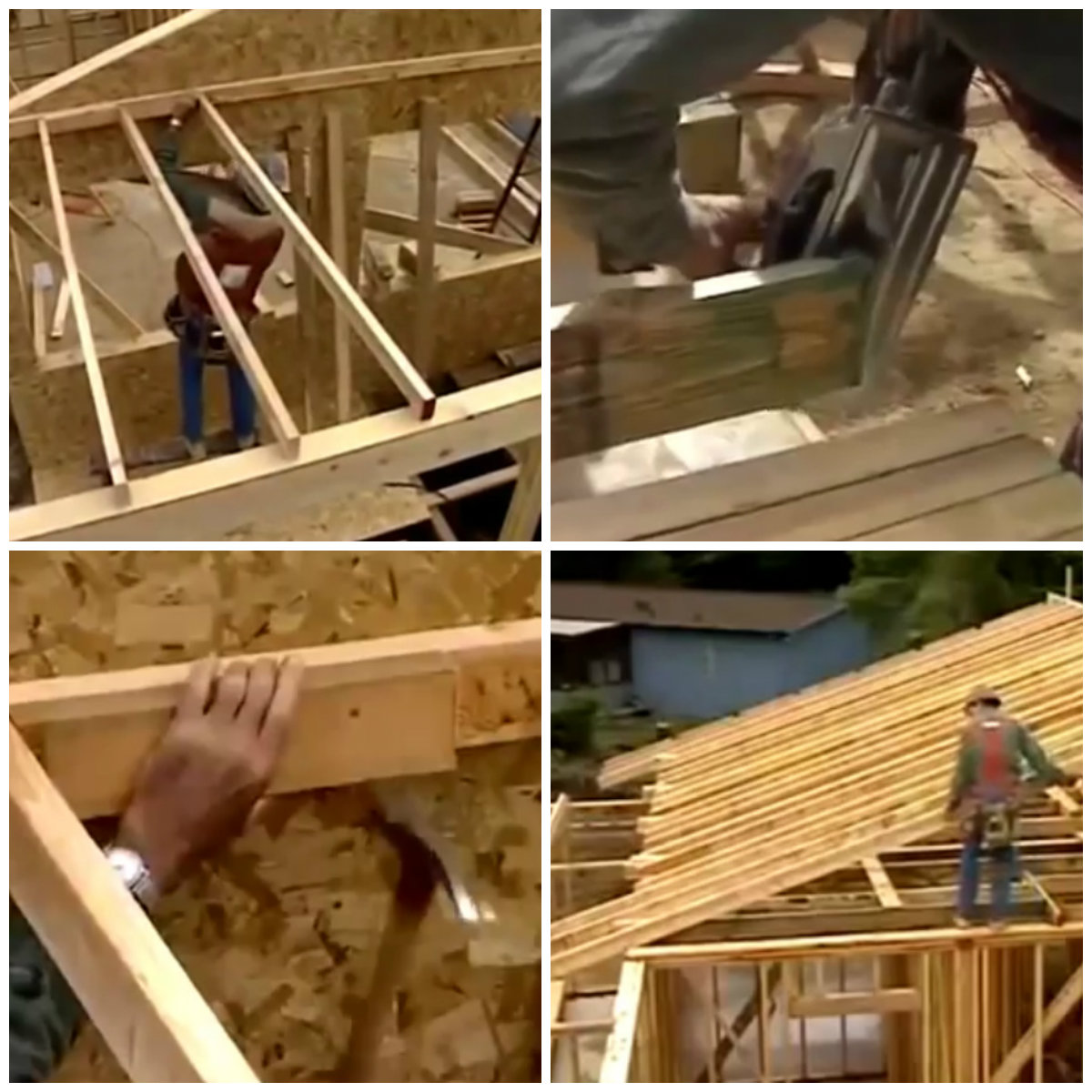 Односкатная крыша для гаража: как сделать односкатку своими 98